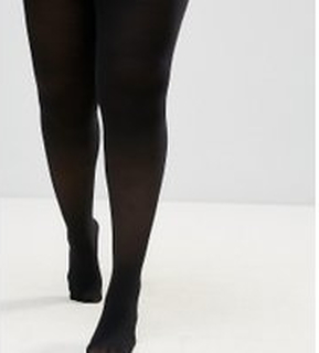 Junarose - Tights 2-pack - Svart