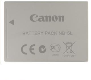 Canon batteri NB-5L - Originalt batteri