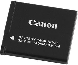 Canon batteri NB-8L - Originalt batteri