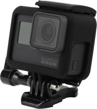 GoPro Hero5 skal med bas & tumskruv - Svart