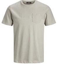 JACK & JONES En Ficka - T-shirt Man Beige
