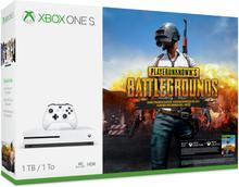 Konsola Xbox One S 1TB — pakiet PLAYERUNKNOWN'S BATTLEGROUNDS
