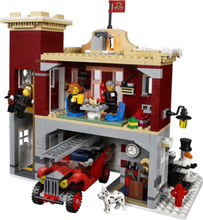 LEGO Creator - Winter Village Fire Station (10263)