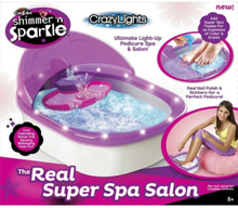 Shimmer 'n Sparkle The Real Super Spa Salon 5 in