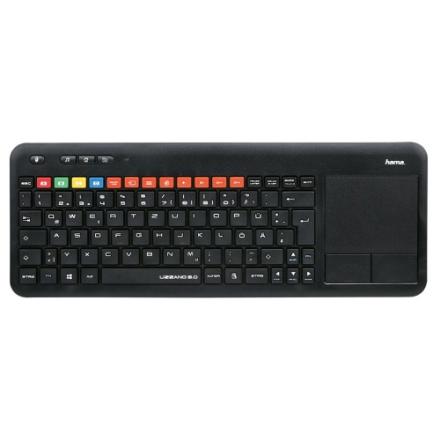 HAMA Keyboard Uzzano 3.0 Til Samsung Smart TV
