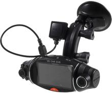 R310 Dashcam med GPS & Dual Camera