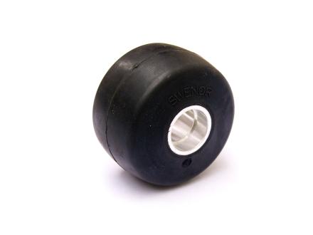 Swenor Fibreglass löst framhjul
