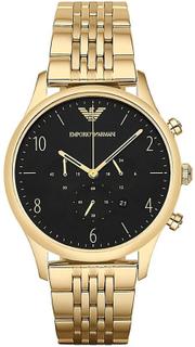 Emporio Armani AR1893 mäns guldpläterad klocka