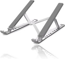 Justerbar Aluminiums Stander til Mac, PC & Tablet