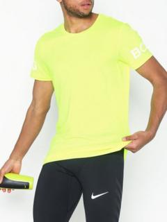 Björn Borg Borg Tee Trenings-t-skjorter Yellow