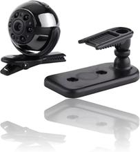 Fuld HD 1080P Mini Videokamera / Webcam
