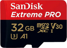SanDisk Extreme Pro MicroSD-32GB
