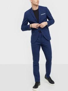 Selected Homme Slhslim-Oasis Blue Blazere & jakkesæt