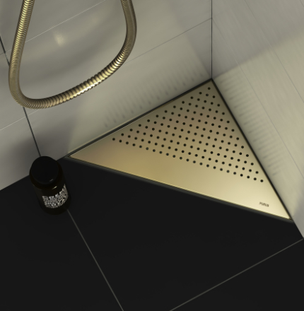 Purus Designbrunn Limited Edition Line Corner Gold-Line RIB 900
