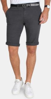 Kronstadt Jonas Stretch Shorts Stone Grey