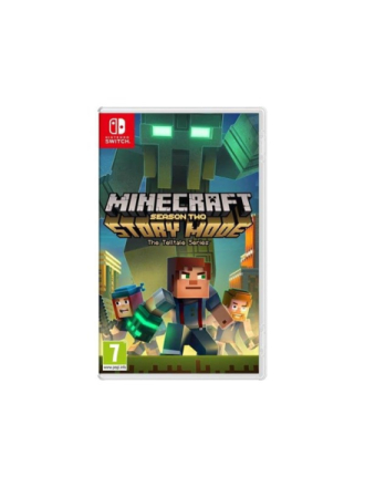 Minecraft: Story Mode - Season Two - Nintendo Switch - Adventure - Proshop
