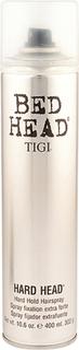 TIGI Bed Head, Hard Head, Hard Hold Hairspray 385ml