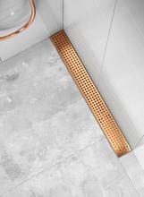 Purus Designbrunn Limited Edition Line Corner Rose Gold-Line RIB 700