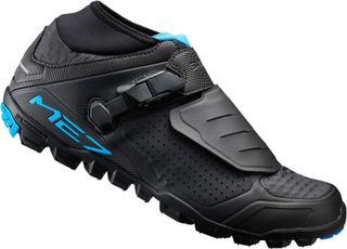 Shimano ME7 Trail/Enduro sko svart