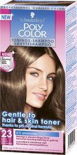 Schwarzkopf Poly Color Tonings-Shampoo, 23 - Ljusbrun, 23 Ljusbrun Schwarzkopf Toning