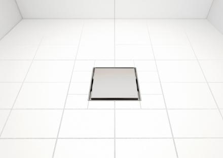Purus Sil Square Platinum 150