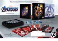 Avengers : Endgame 4K Ultra HD Zavvi Exklusives Steelbook Sammleredition (Inkl. 2D Blu-ray)