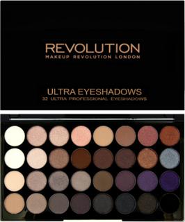 Makeup Revolution 32 Eyeshadow Palettes Affirmation