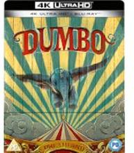 Dumbo 4K Ultra HD (Inkl. 2D Blu-ray) - Zavvi Exklusives Limited Edition SteelBook