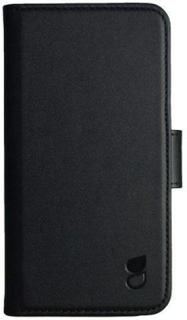 Plånboksfodral GEAR iPhone 6/7/8 svart
