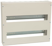 Malmbergs Normkapsling Plåt 2 rader 36 moduler IP30