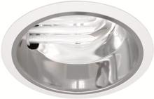 Malmbergs Downlight Ariel 230V Vit 2x13W IP20