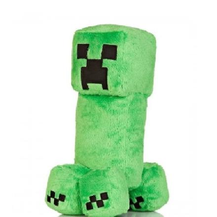 Minecraft kryber Cool Plys udstoppet legetøj 30 cm - Fruugo