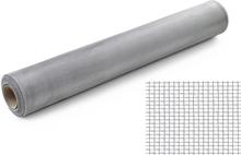 Habo Insektsnät 82 aluminium 10M