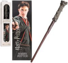 Harry Potter 30cm PVC Wand with Prismatic Bookmark