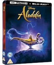 Aladdin 4K Ultra HD (Inkl. 2D Blu-Ray) - Zavvi Exklusives Steelbook