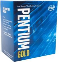 Intel Pentium Gold G-6600-processor (BX80701G6600) Socket LGA1200 (Intel 400-serie chipsæt) 58W
