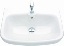 IDO Tvättställ Glow 11167- Utan Kranhål