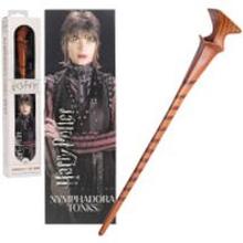 Nymphadora Tonks 30cm PVC Wand with Prismatic Bookmark