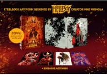 Hellboy - Call Of Darkness 4K Ultra HD (Inkl. 2D Blu-ray) – Zavvi Exklusives Steelbook