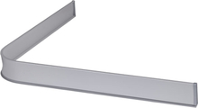 Leijma Duschsarg Stabil Silver- 130x130