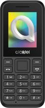 ALCATEL 10.66 BLACK Enkel knapptelefon / mobiltelefon Svart