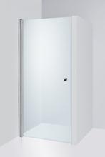 Duschbyggarna Duschvägg Swing De Luxe-800-Klarglas