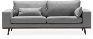 STOCKHOLM 3-sits soffa Tove Grå   Soffor