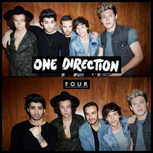 One Direction: FOUR 2014