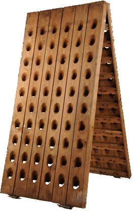 BOXinBAG Vinställ Pupitre 120