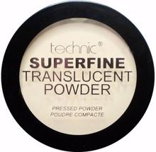Technic Super Fine Translucent Pressed Powder 12 g