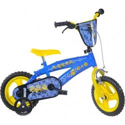 Dino Disney Minions Børnecykel - wupti.com