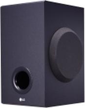 LG SJ2 - Lydbarsystem - til hjemmebiograf - 2.1-kanal - trådløs - Bluetooth - 160 Watt (Total)