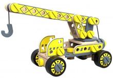 Tooky Toy - Bygg Din Egna Kranbil