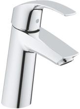 Grohe Eurosmart M-size håndvaskarmatur m/koldstart, krom